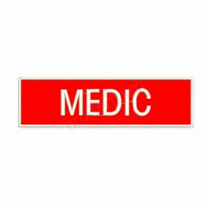MEDIC SMURD alb