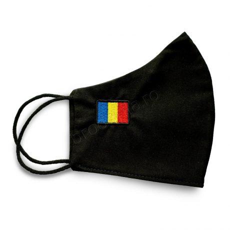 Masca brodata tricolor 3