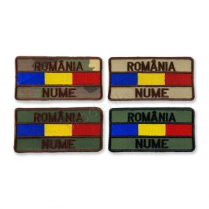 Tricolor romania nume forte terestre
