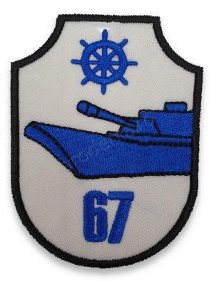Divizionul 67 nave purtatoare de artilerie Comandor Virgil Alexandru Dragalina 1