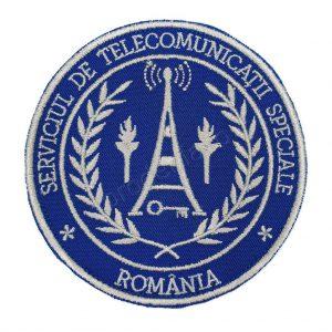 Emblema serviciul de telecomunicatii speciale