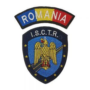 Set embleme ISCTR 2